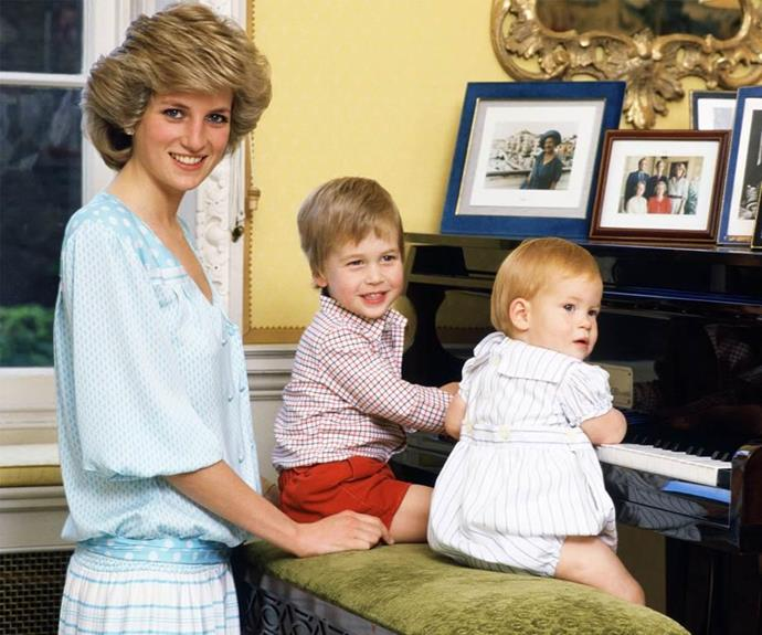 """One of the most poignant quotes Diana said had to do with love: """"If you find someone you love in your life, then hang on to that love."""""""