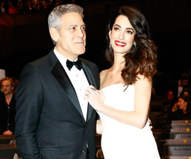 George Clooney praises wife Amal: 'She's like an Olympic athlete'