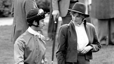 When Diana met Prince Charles