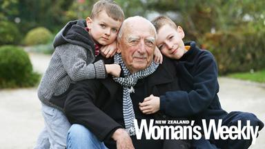 NZ's oldest and youngest dads on what fatherhood means to them