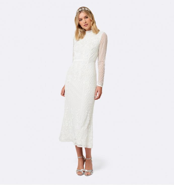 """Shop the look at [Forever New](https://www.forevernew.co.nz/marielle-embellishment-dress-24607701?colour=white