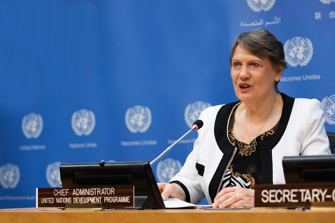 Since departing the UN, Helen Clark has been busier than ever.
