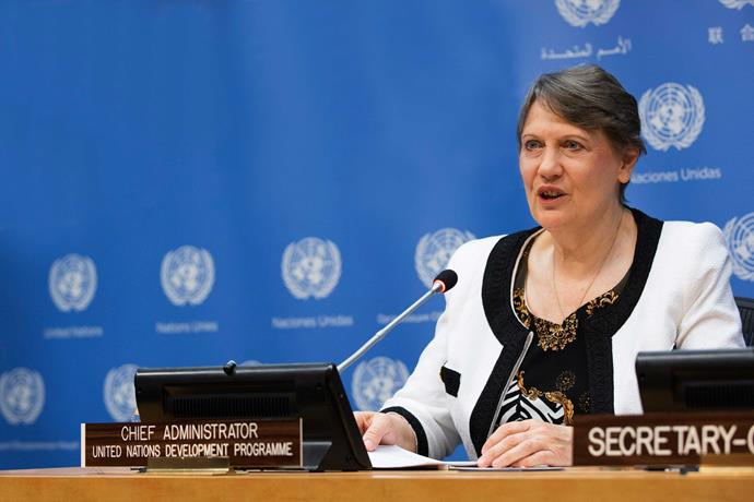 Since departing the UN, Helen Clark has been busier than ever.