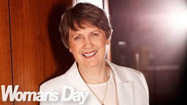 Helen Clark on life after politics and the Jacinda effect