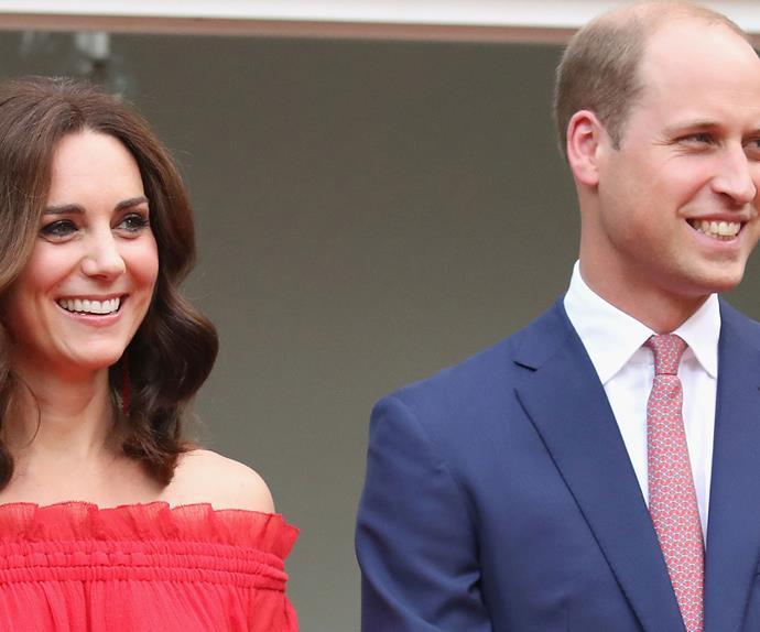 Prince William, Duke of Cambridge, Duchess Kate