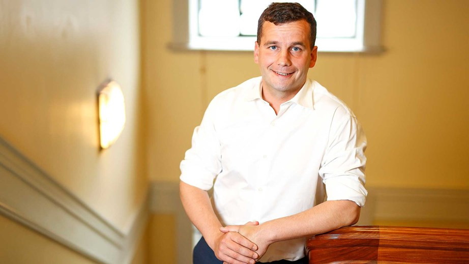 "ACT Party leader David Seymour joked ""it couldn't be worse if I was bred to not dance."""