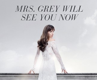 Get a sneak peek of Christian and Ana's wedding in new Fifty Shades Freed trailer