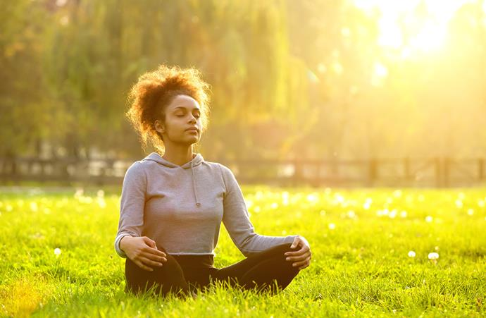 The next time you're stressed instead of your usual bath or cup of tea try some transcendental meditation and we promise you'll never go back.