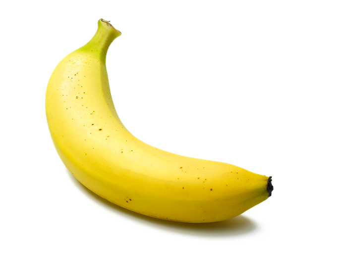 **Swap your tinned fruit for fresh!** Banana, kiwifruit, apple or orange on your morning cereal is far lower in sugar than tinned varieties, as well as providing fibre and water to aid digestion.