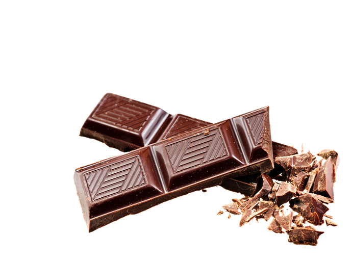 **Ditch dessert** Swap your evening sugar fix for a few pieces of dark chocolate and a peppermint tea. It won't take long for your body to adjust without the after- dinner sugar rush.
