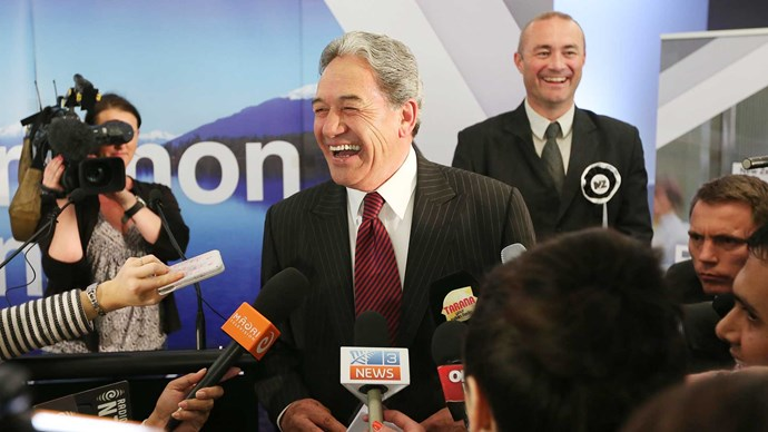 New Zealand First leader Winston Peters answers your questions