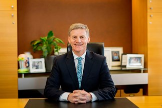 National Party leader Bill English answers your questions