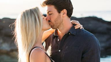 She said yes! Bachelor NZ's Art Green and Matilda Rice get engaged