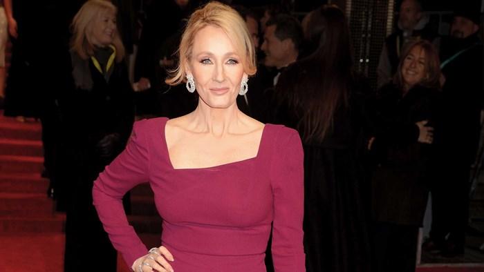 J. K. Rowling's secret identity