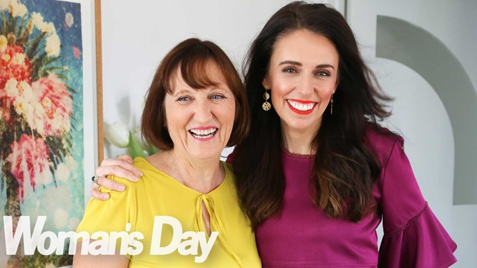 Jacinda Ardern on her role model mum