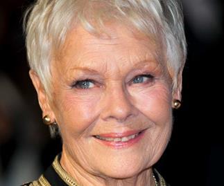 Dame Judi Dench says she's still proving herself