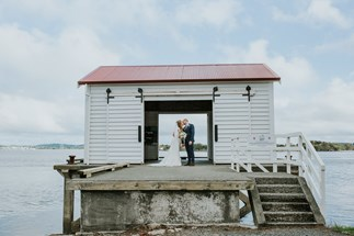 Wedding of the week: Liz and Robbie Scott