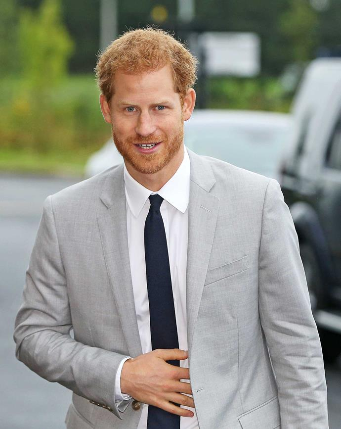 Prince Harry is thought to be on the verge of moving into an apartment in Kensington Palace with Meghan.