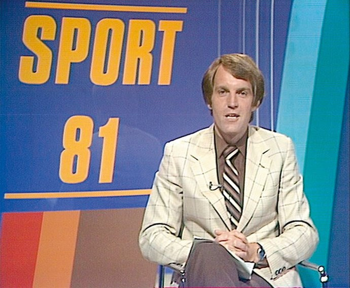 Peter Williams has been on our screens for 40 years.