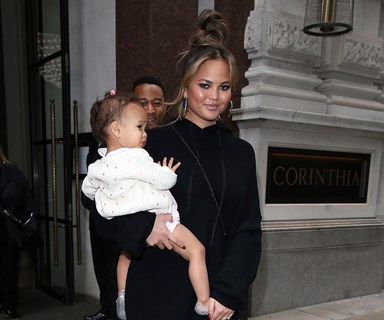 Chrissy Teigen asks mums to share mean things their kids have said to them