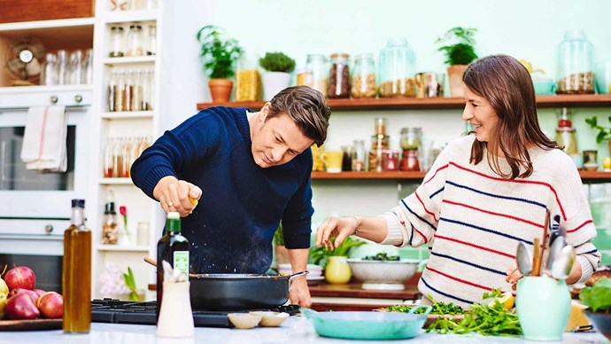 Jamie Oliver says he was bullied at school