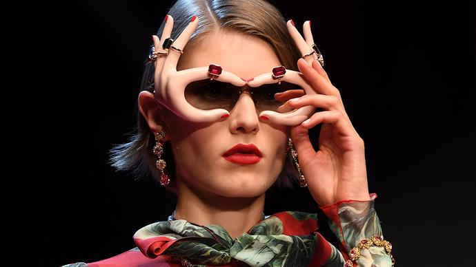Milan Fashion Week accessory trends