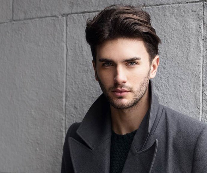 Is the man in your life looking to upgrade his 'do for the party season?
