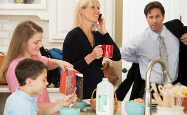 Study finds that having kids holds women's careers back