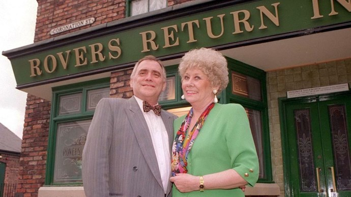 Vera and Jack's relationship was loved by all Corrie fans (Credit: ITV/ Coronation Street)