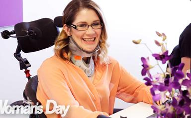 My wheelchair doesn't define me