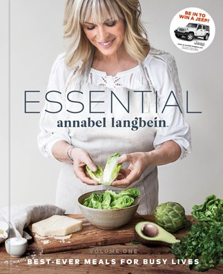 Win Annabel Langbein's new cookbook Essential