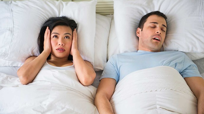 Why not sharing a bed could improve your relationship