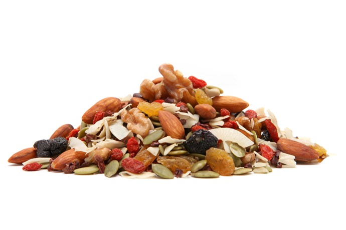 Win a nut pack from Alison's Pantry!