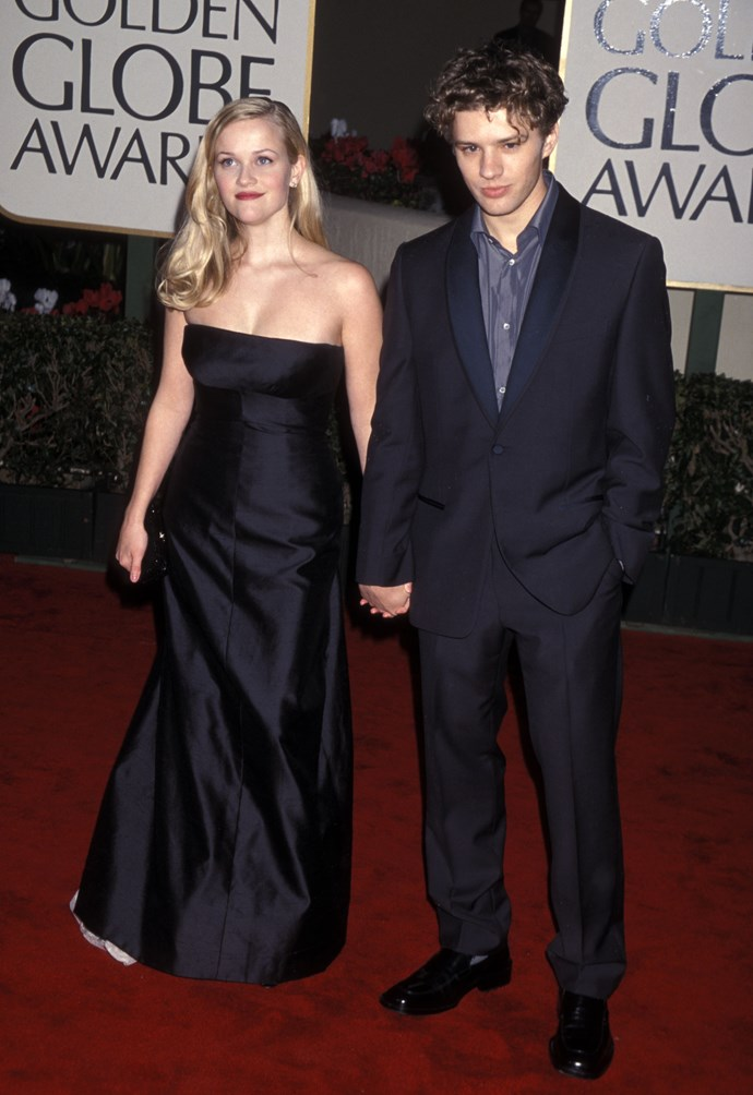 Reese and Ryan were the iconic '90s couple.