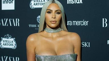 Kim Kardashian West reveals pregnancy
