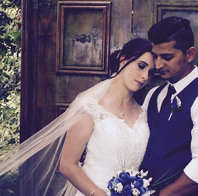 Wedding photos by Marie Riri Photography and Crystal MacKenzie.