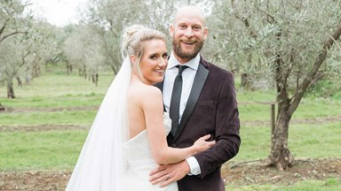 Married at First Sight NZ: Luke and Lacey's wedding
