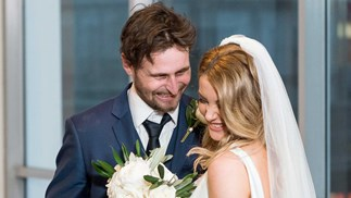 Married at First Sight NZ: Andrew and Vicky's wedding
