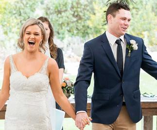 Elation and confusion on Married at First Sight NZ as second couples tie the knot