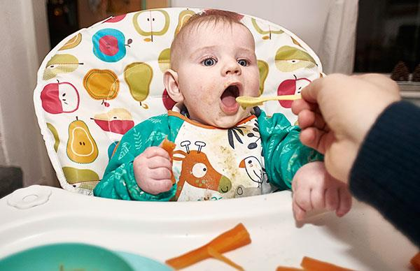Three core foods parents should be feeding their babies