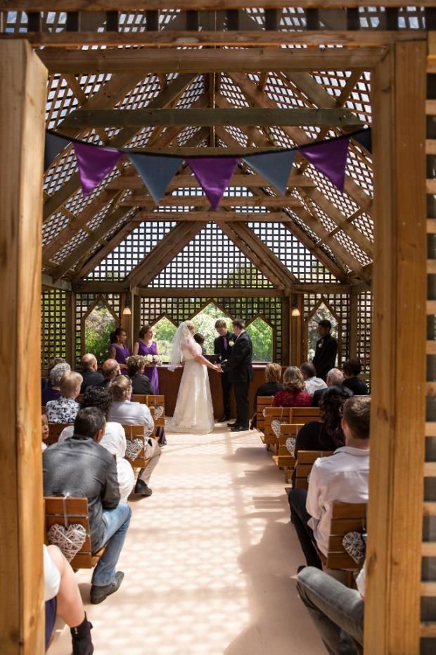 Wedding photos by Brydon Photography.