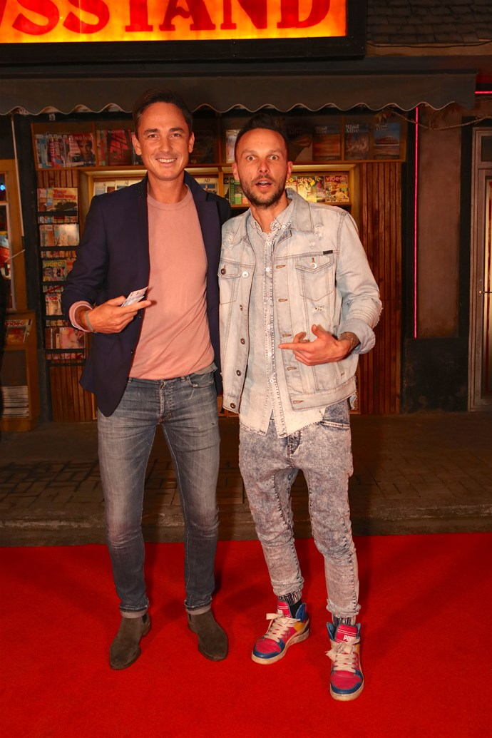 Dominic Bowden and Ben Boyce.