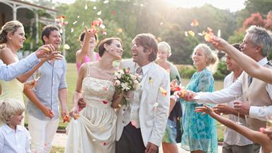 12 ways to save money on your wedding