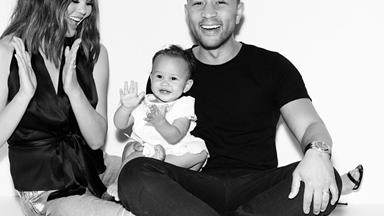 Chrissy Teigen and John Legend are officially trying for Baby no. 2