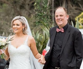 Married at First Sight NZ: How sweet is Angel's dad?