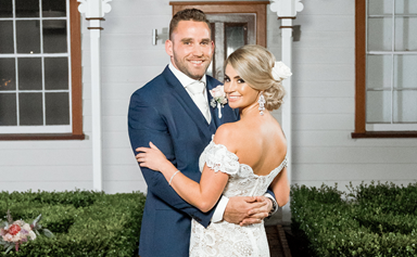 Married at First Sight NZ: Haydn and Bel's wedding