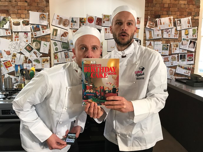 Jono and Ben's hilarious attempt to bake 108 cakes