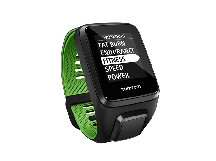 Win a TomTom watch prize pack!