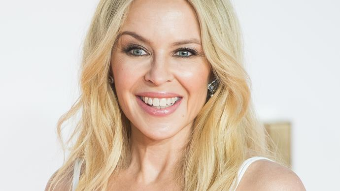 Kylie Minogue brilliantly shuts down rumours that she Photoshopped her famous behind