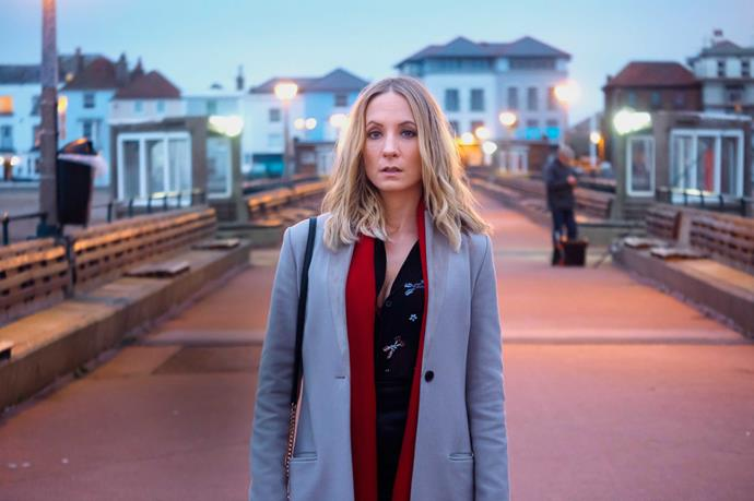 The talented star has been burning up the small screen in edgy new UK thriller Liar.